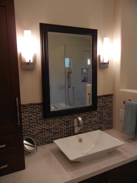 Kitchen bathroom redesign contemporary bathroom for Bathroom redesigns