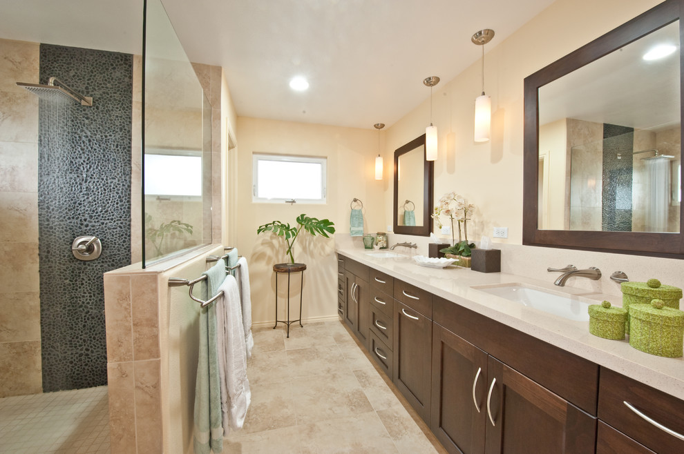 Kitchen Bathroom Remodel Hawaii Transitional Bathroom Hawaii By Ferguson Bath Kitchen Lighting Gallery