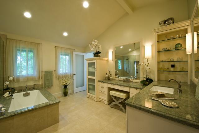 Kitchen & Bathroom Remodel Hawaii traditional-bathroom