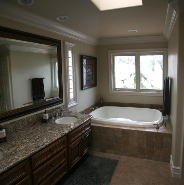 Kitchen bathroom remodel mierau traditional for Bath remodel orange county