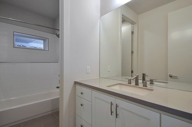 Kitchen Bath Laundry Room Update Contemporary