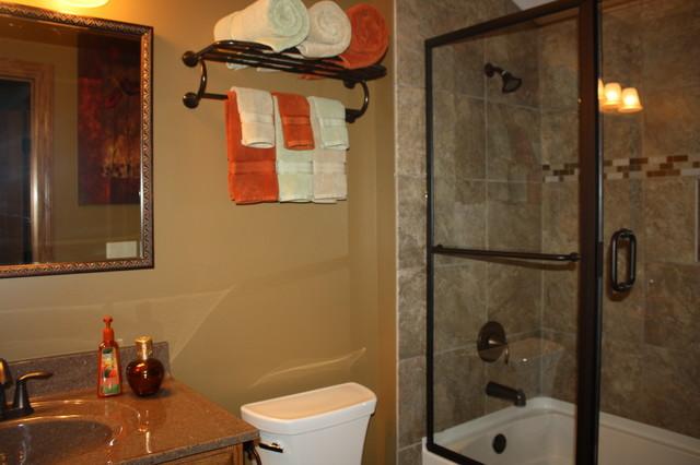 Kitchen Bathroom Office Utility Remodel traditional-bathroom