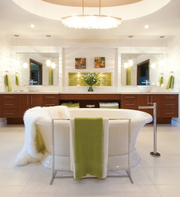 Kitchen Craft Summit Cabinets - Contemporary - Bathroom - other metro - by MasterBrand Cabinets ...