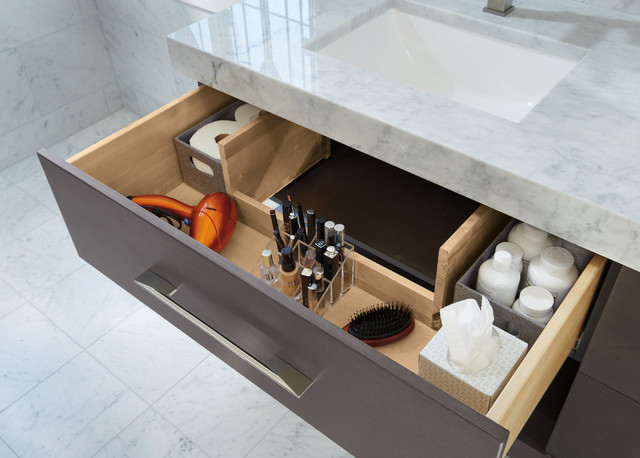 Kitchen Craft Cabinetry U Shaped Cabinet Drawer Contemporary Bathroom Other By Masterbrand Cabinets Inc Houzz Uk