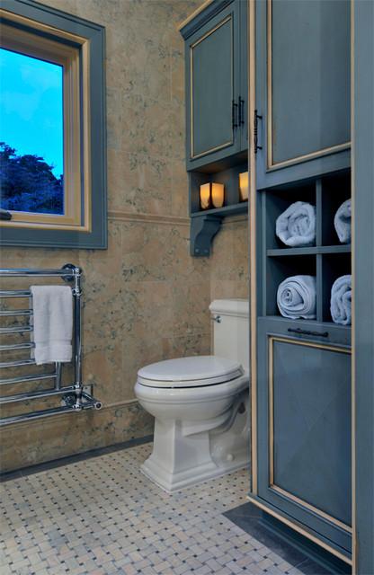 Kitchen Designs by Ken Kelly, Inc. Master Bath 1 traditional-bathroom