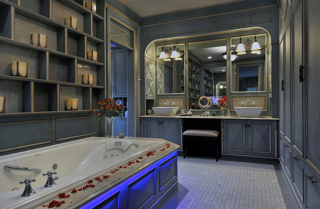 Kitchen Designs by Ken Kelly Master Bath 1 traditional bathroom