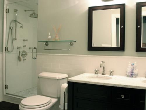 KitchenLab traditional-bathroom