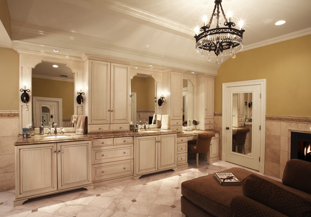 Kitchens and Bathrooms traditional-bathroom