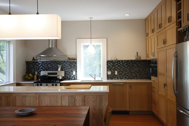 Kitchens and Bathrooms contemporary-bathroom