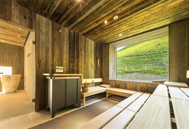 klafs designer sauna cabins. Black Bedroom Furniture Sets. Home Design Ideas