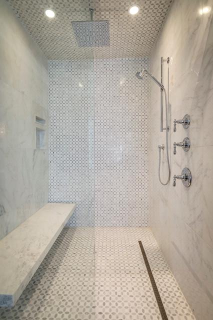 Kleinburg Private Residence modern-bathroom