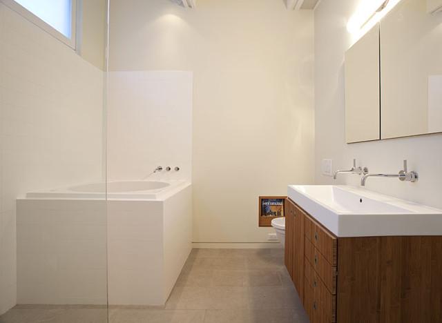 Klopf Architecture San Francisco Mid Century Modern Remodel Midcentury Bathroom San