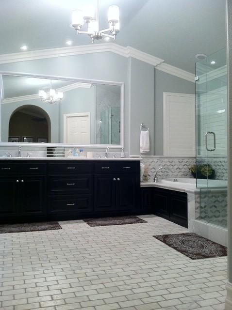 Traditional Bathrooms Haarlem.Knight Traditional Bathroom Orange County By Oak