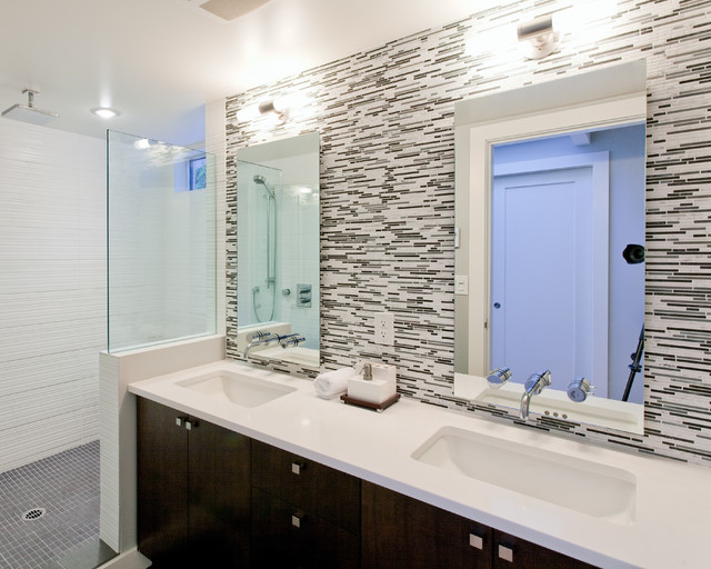 Knopp Scott Residence contemporary bathroom