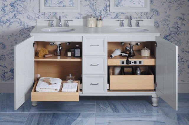 How To Organize Your Bathroom Cabinets