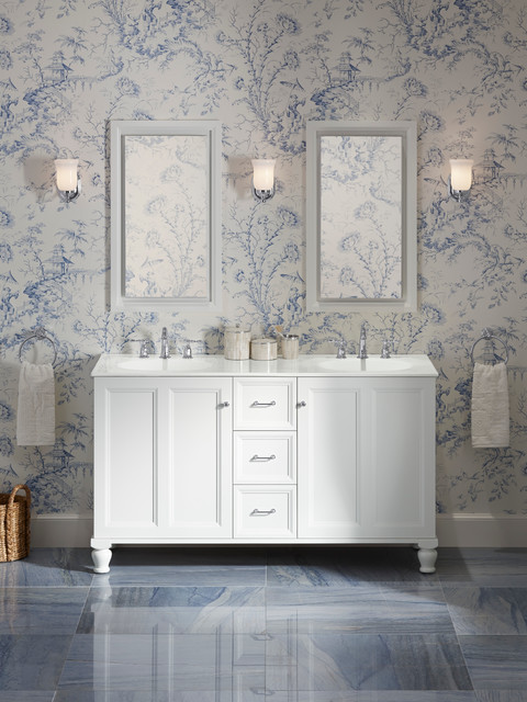 Kohler Cabinets Bathroom : Kohler Bathroom Vanities - Traditional - Bathroom - Other - by Capitol ...