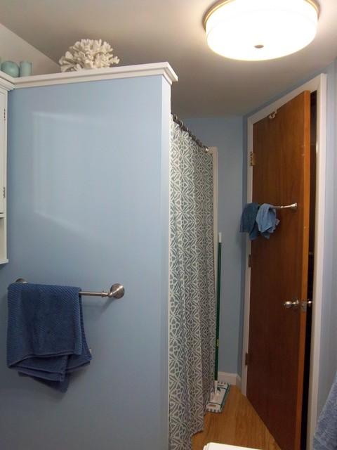 Kohler Master Bathroom - Hamel traditional-bathroom