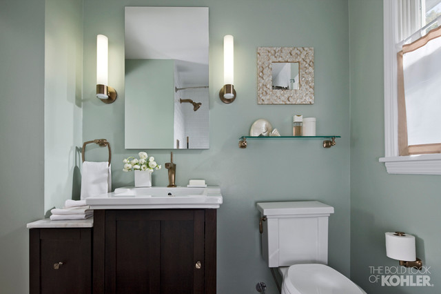 Kohler Tresham Collection Transitional Bathroom