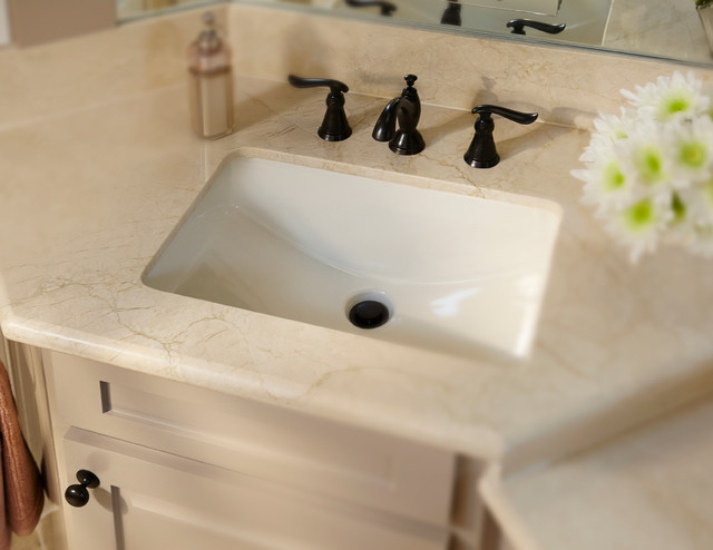 Kohler Undermount Sink American Traditional Bathroom Dallas By Usi Design Remodeling
