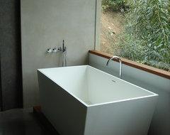 Kohner modern-bathroom