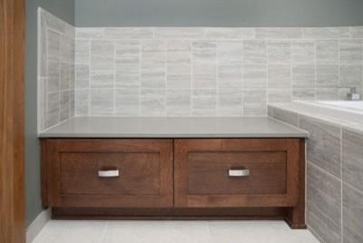 KP Bathroom contemporary-bathroom