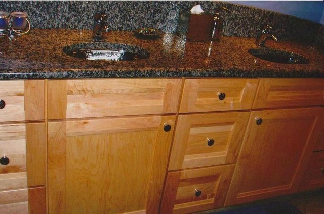 Maple Bathroom Vanity Cabinets natural maple bathroom vanity | carpetcleaningvirginia