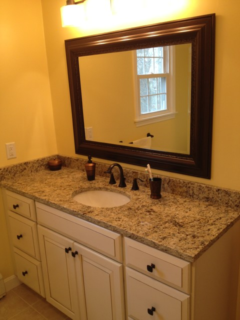 Kraftmaid Portsmith Bathroom Traditional Bathroom