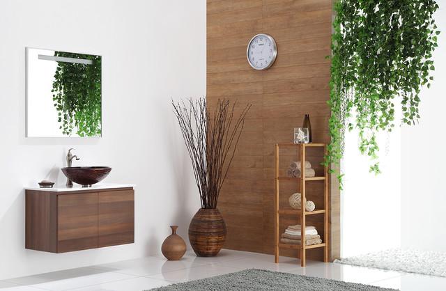 kraus dryad glass vessel sink gv 396 19mm nature series contemporary bathroom new york. Black Bedroom Furniture Sets. Home Design Ideas