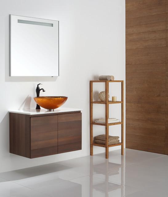 kraus gv 691 19mm orion glass vessel sink contemporary bathroom new york by kraus usa inc. Black Bedroom Furniture Sets. Home Design Ideas