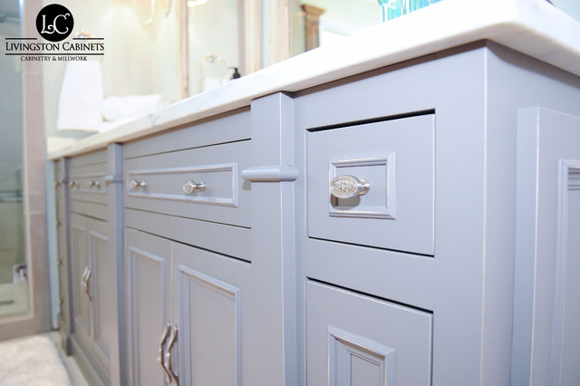 Krebs Cabinetry Traditional Bathroom Birmingham By Livingston Cabinets