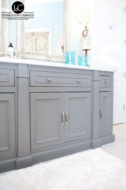 Krebs | Cabinetry traditional-bathroom