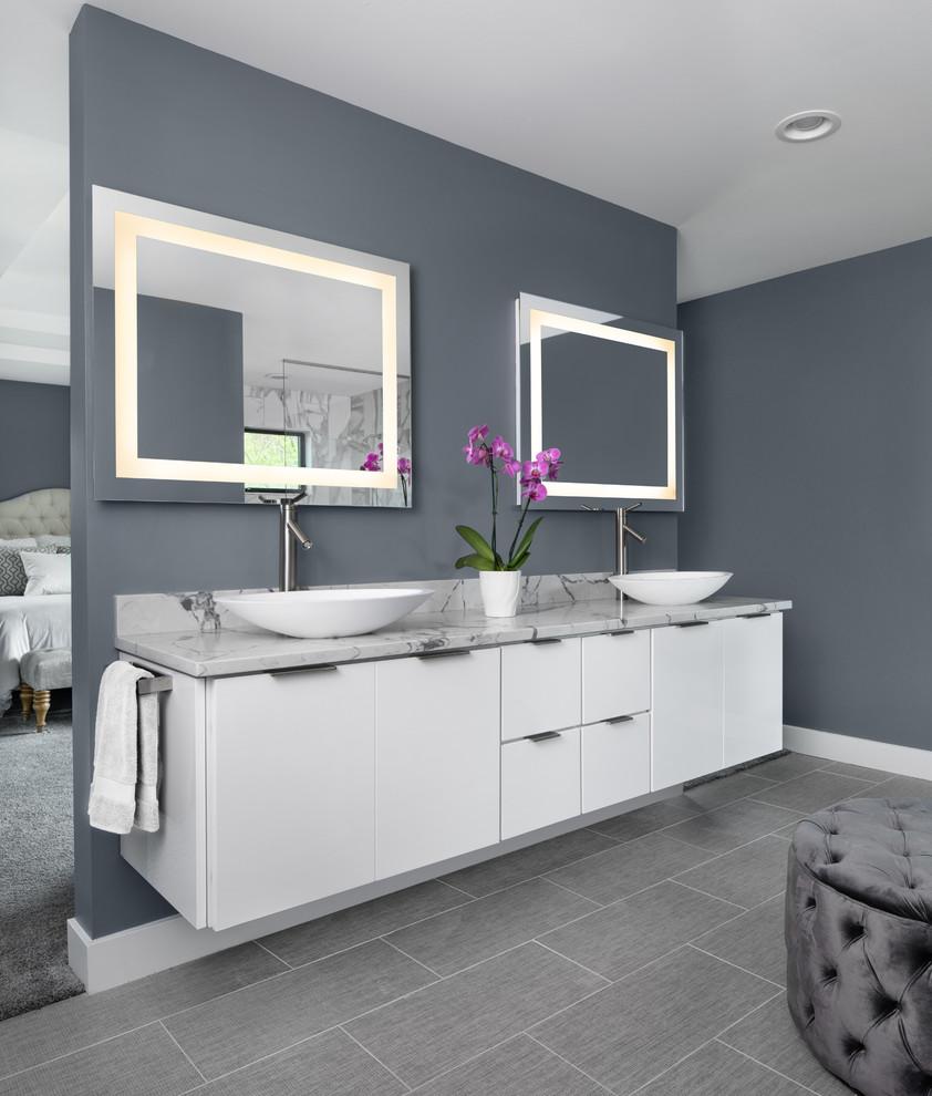 Ksi Designer Jennifer Wilson Transitional Bathroom Detroit By Ksi Kitchen Bath