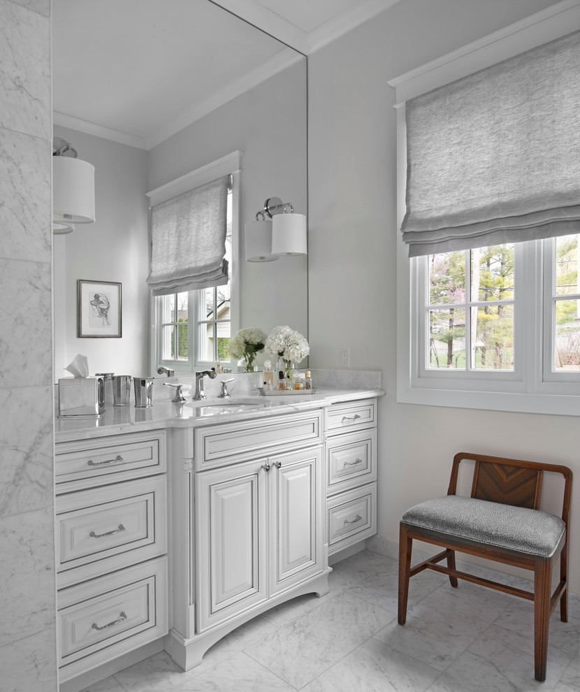 Ksi Designer Sandra Daubenmeyer Transitional Bathroom