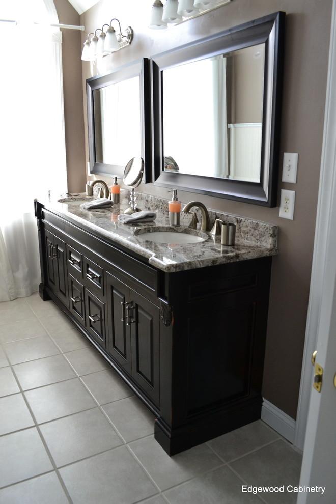 Kuley Bathroom - Traditional - Bathroom - Raleigh - by ...