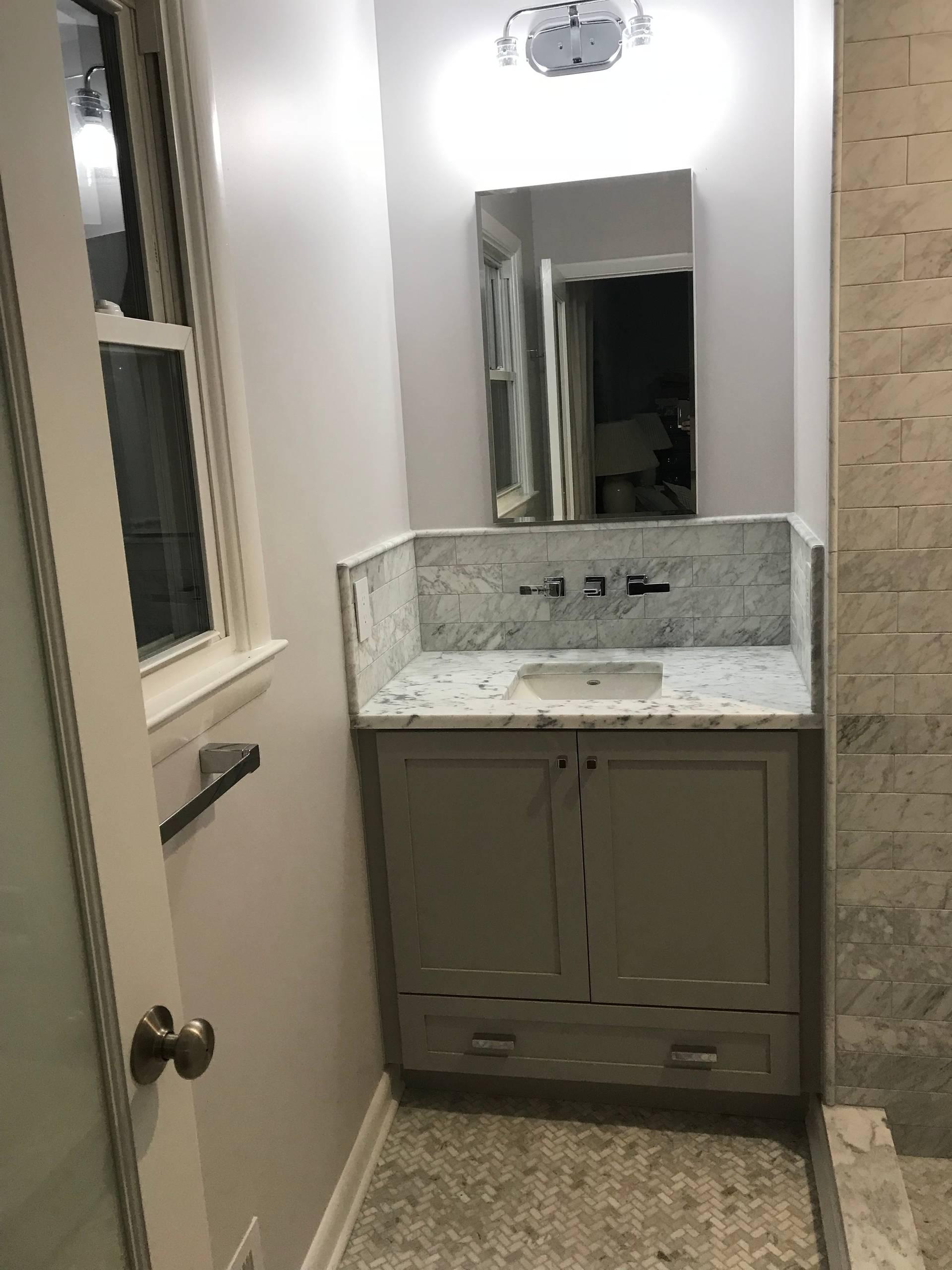 Kulp Master Bathroom