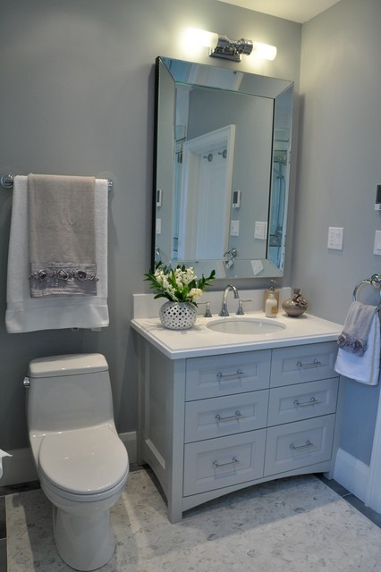 Kyla Bathroom contemporary-bathroom