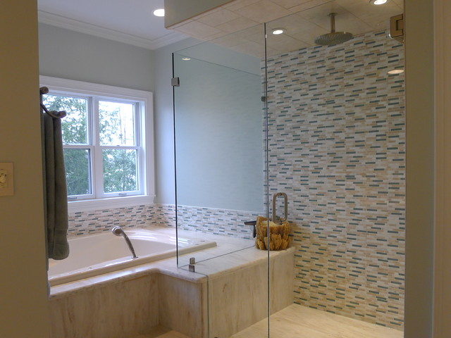 B. Residence traditional bathroom