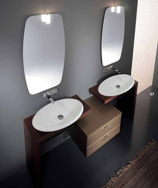 La Dimora Design modern bathroom