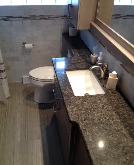 Bathroom Osborne Park Bathroom: By Premier Design & Cabinetry