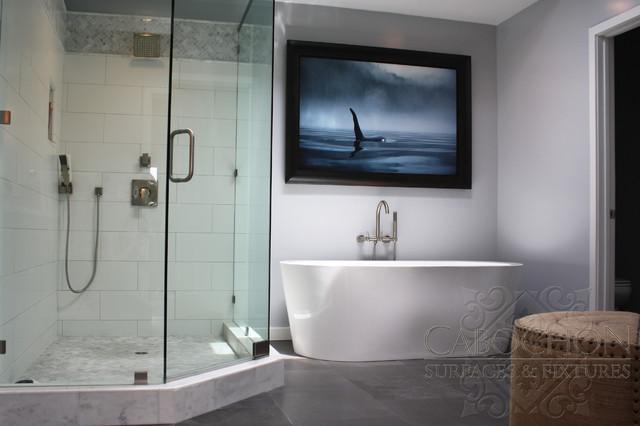 La jolla hills remodel contemporary bathroom san for Bathroom stores san diego
