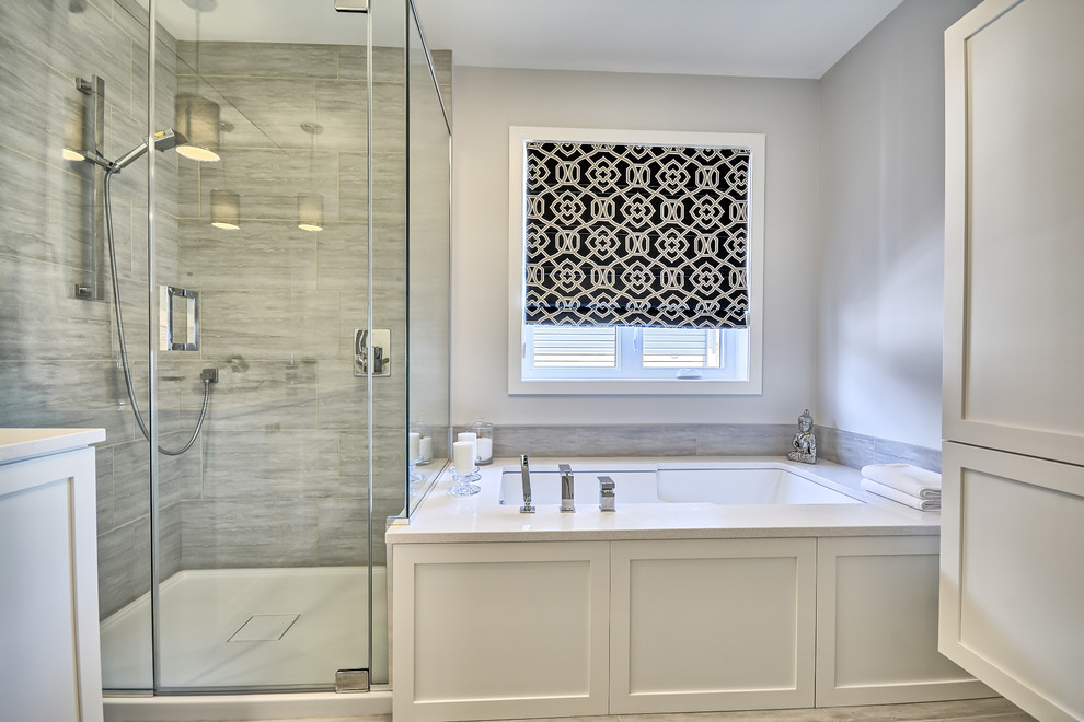 La petite chic - Traditional - Bathroom - Montreal - by ...
