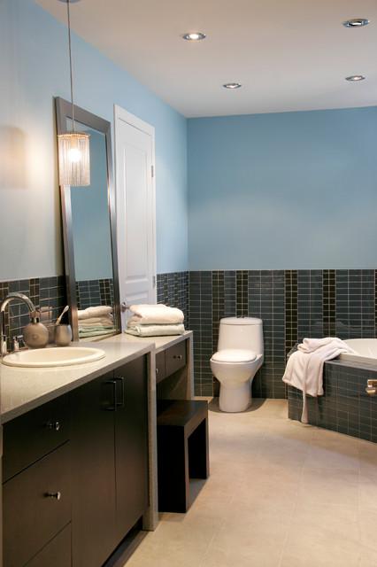 La Sublime contemporary-bathroom