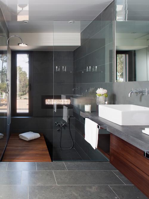 Cómo distribuir el baño para sacarle el máximo partido - Deco Studio