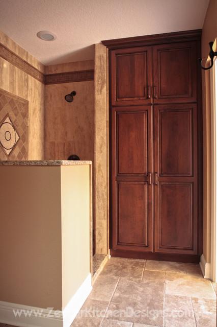 Labonge (Cabico) Zelmar Bath Remodel traditional-bathroom