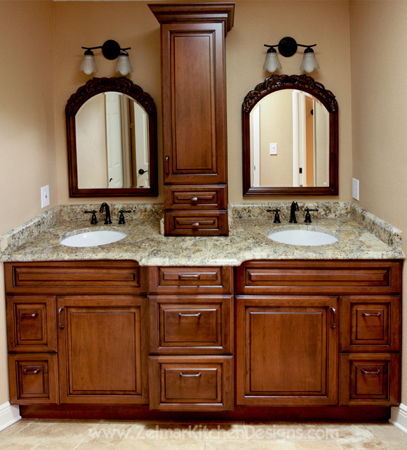 Labonge Cabico Zelmar Bath Remodel Traditional Bathroom Orlando By Zelmar Kitchen