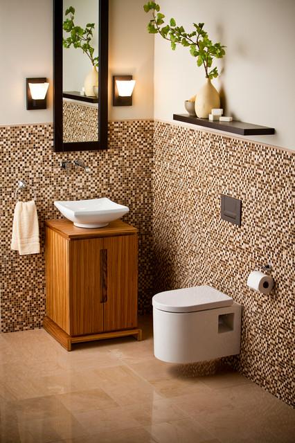 LACAVA Bathrooms contemporary-bathroom