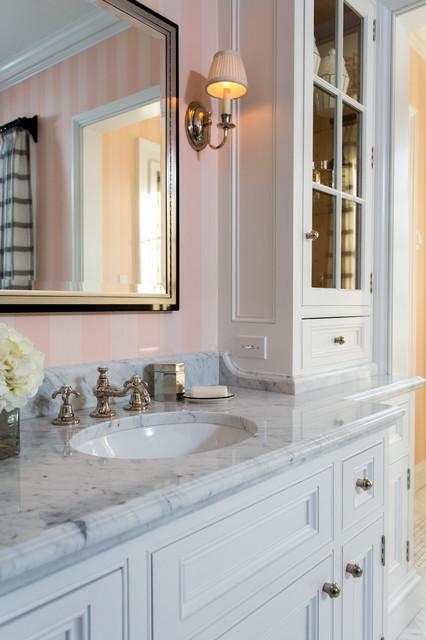 Ladies' Master Bath Renovation - Traditional - Bathroom ...