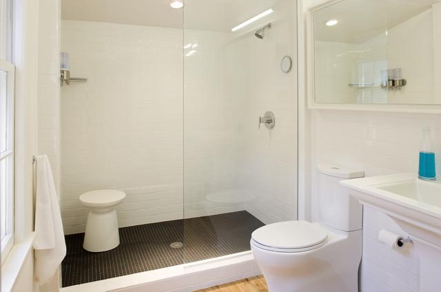 Lafayette Residence modern-bathroom