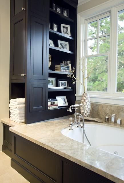 Lafayette Residence Two traditional-bathroom