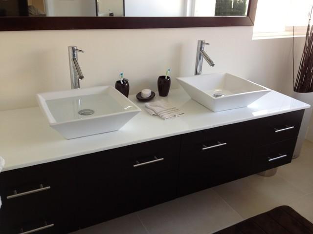 Laguna Beach Modern Bathroom modern-bathroom